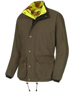 Bandit Reversable Jacket groen - yellow
